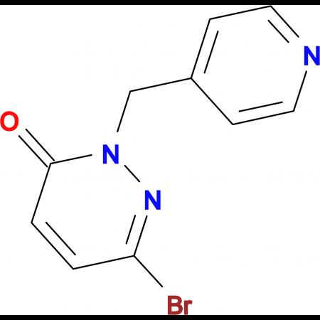 6-Bromo-2-(pyridin-4-ylmethyl)pyridazin-3(2H)-one