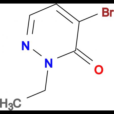 4-Bromo-2-ethylpyridazin-3(2H)-one