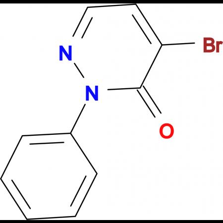 4-Bromo-2-phenylpyridazin-3(2H)-one