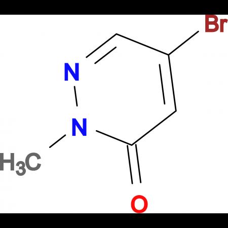 5-Bromo-2-methylpyridazin-3(2H)-one