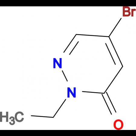 5-Bromo-2-ethylpyridazin-3(2H)-one