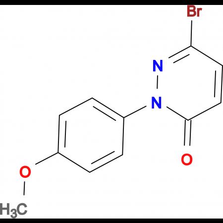 6-Bromo-2-(4-methoxyphenyl)pyridazin-3(2H)-one