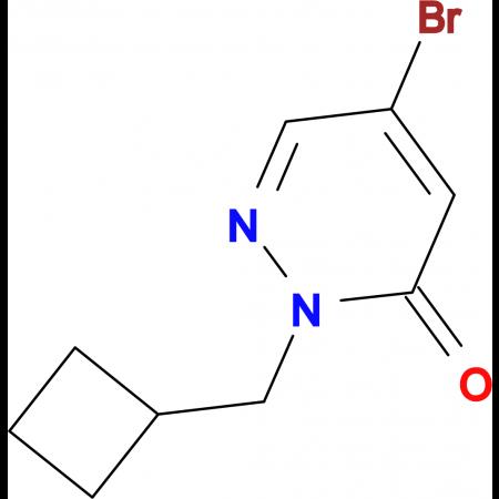 5-Bromo-2-(cyclobutylmethyl)pyridazin-3(2H)-one