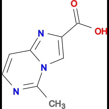 5-Methylimidazo[1,2-c]pyrimidine-2-carboxylic acid