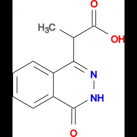 2-(4-oxo-3,4-dihydrophthalazin-1-yl)propanoic acid