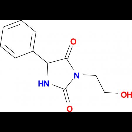 3-(2-Hydroxy-ethyl)-5-phenyl-imidazolidine-2,4-dione