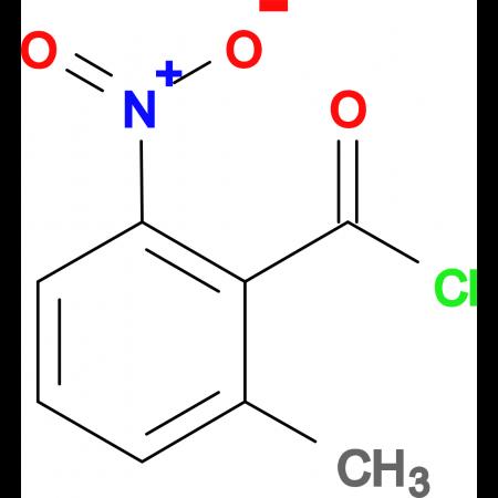 2-methyl-6-nitrobenzoyl chloride