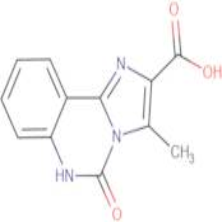 3-Methyl-5-oxo-5,6-dihydro-imidazo[1,2-c]quinazoline-2-carboxylic acid