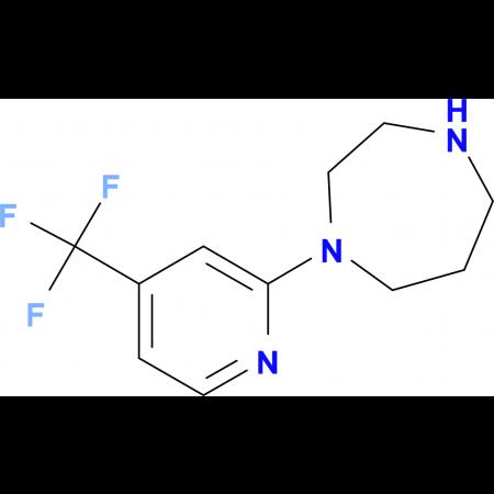 1-(4-Trifluoromethyl-pyridin-2-yl)-[1,4]diazepane