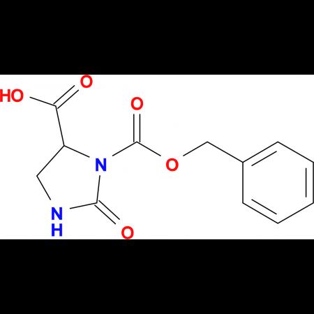 2-Oxo-imidazolidine-1,5-dicarboxylic acid1-benzylester