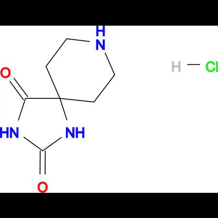 1,3,8-Triaza-spiro[4.5]decane-2,4-dione hydrochloride