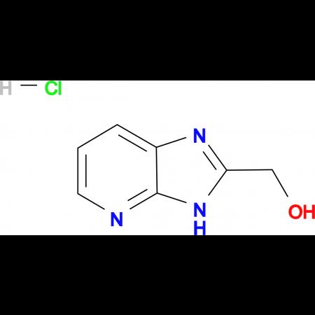 (3H-Imidazo[4,5-b]pyridin-2-yl)-methanol; hydrochloride