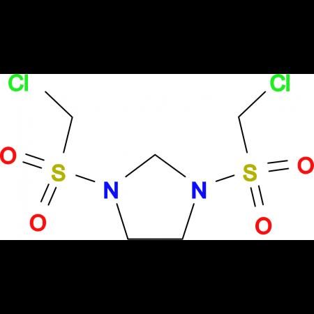 1,3-BIS-CHLOROMETHANESULFONYL-IMIDAZOLIDINE