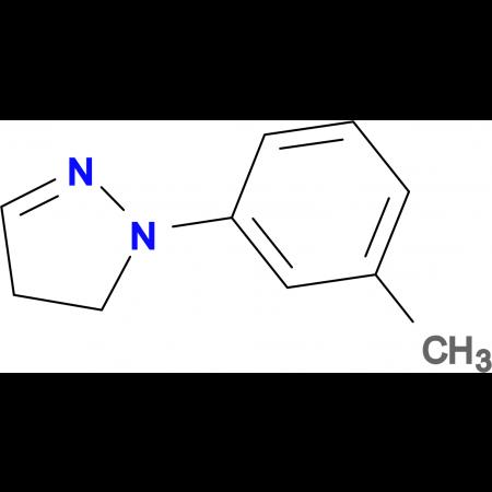 1-M-TOLYL-4,5-DIHYDRO-1H-PYRAZOLE
