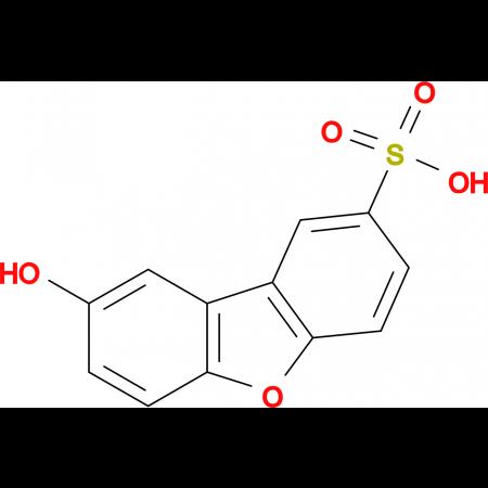 8-HYDROXY-DIBENZOFURAN-2-SULFONIC ACID