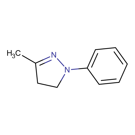 3-METHYL-1-PHENYL-4,5-DIHYDRO-1H-PYRAZOLE