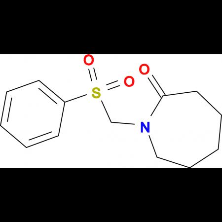 1-BENZENESULFONYLMETHYL-AZEPAN-2-ONE