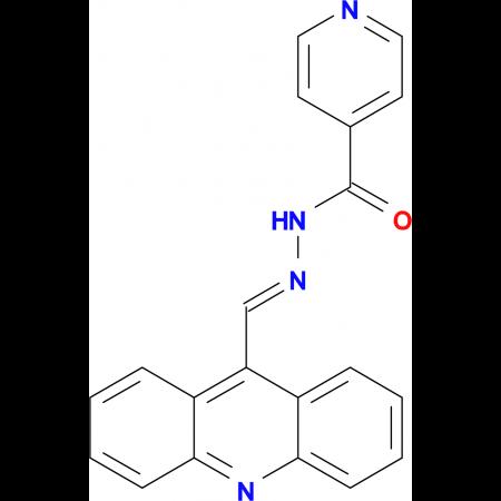 Isonicotinic acid acridin-9-ylmethylene-hydrazide