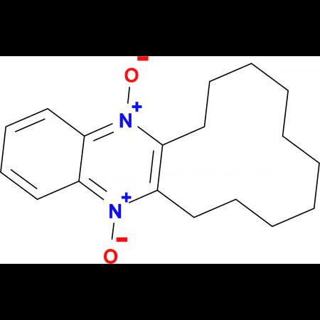 6,7,8,9,10,11,12,13,14,15-Decahydro-5,16-diaza-cyclododeca[b]naphthalene 5,16-dioxide