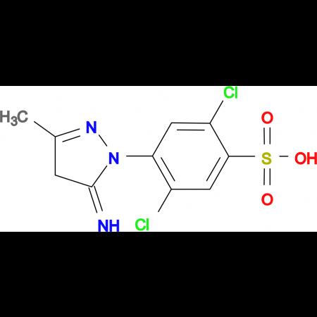 5-Amino-1-(2,5-dichloro-4-sulfo-phenyl)-3-methyl-4H-pyrazol-1-ium