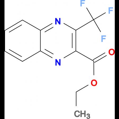 3-Trifluoromethyl-quinoxaline-2-carboxylic acid ethyl ester