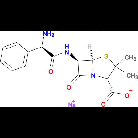 Ampicillin sodium salt