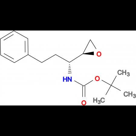 threo-N-Boc-D-homophenylalanine epoxide