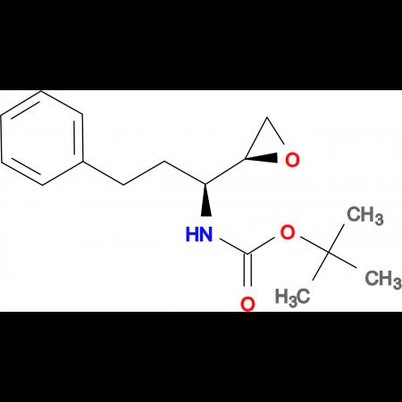 erythro-N-Boc-L-homophenylalanine epoxide