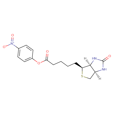 Biotin p-nitrophenyl ester