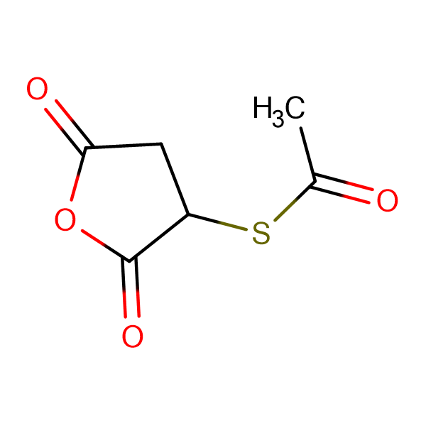S-Acetylmercaptosuccinic anhydride