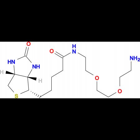 (+)-Biotin-(PEO)3-amine