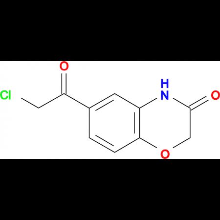 6-(2-Chloroacetyl)-2H-1,4-benzoxazin-3(4H)-one