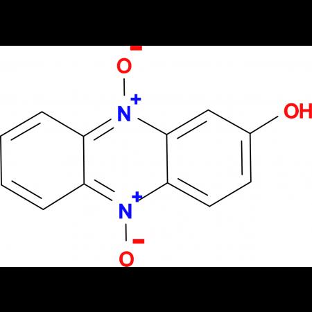 2-hydroxyphenazine 5,10-dioxide