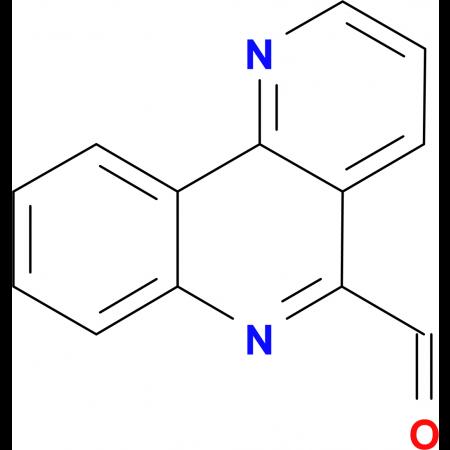 Benzo[h][1,6]naphthyridine-5-carbaldehyde