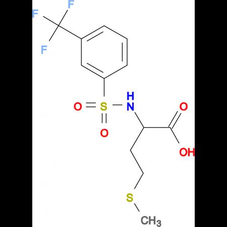 ((3-(trifluoromethyl)phenyl)sulfonyl)methionine