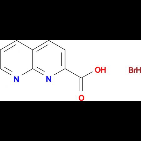 1,8-Naphthyridine-2-carboxylic acid hydrobromide