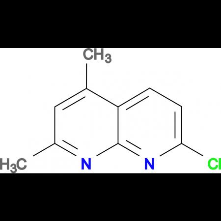 7-Chloro-2,4-dimethyl-[1,8]naphthyridine