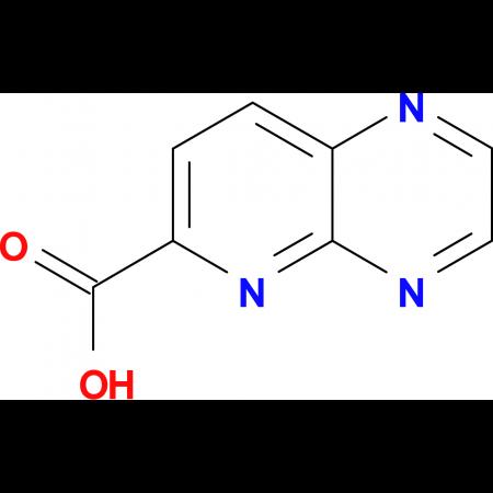 Pyrido[2,3-b]pyrazine-6-carboxylic acid