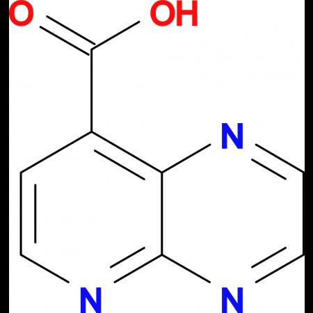 Pyrido[2,3-b]pyrazine-8-carboxylic acid