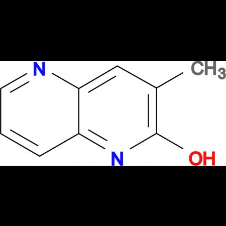 3-Methyl-1,5-naphthyridin-2-ol