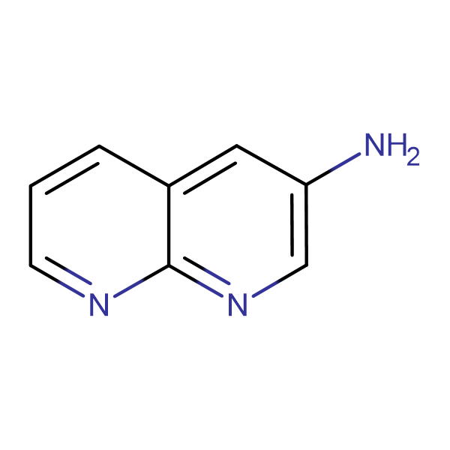 1,8-naphthyridin-3-amine