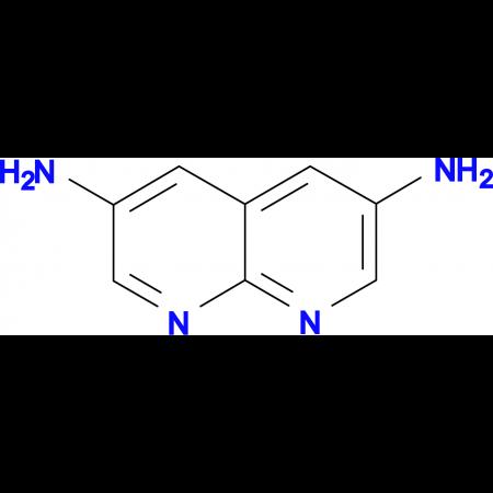 1,8-naphthyridine-3,6-diamine