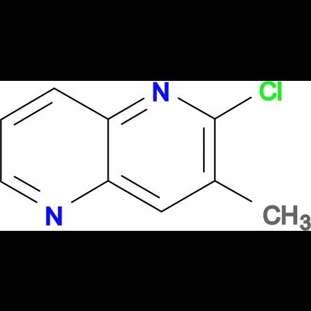 2-chloro-3-methyl-1,5-naphthyridine