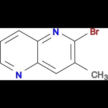 2-Bromo-3-methyl-1,5-naphthyridine