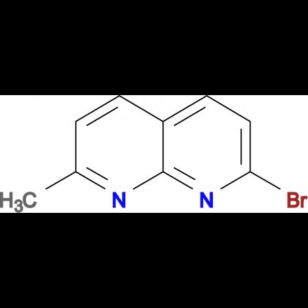 2-bromo-7-methyl-1,8-naphthyridine