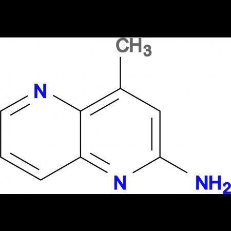 4-methyl-1,5-naphthyridin-2-amine