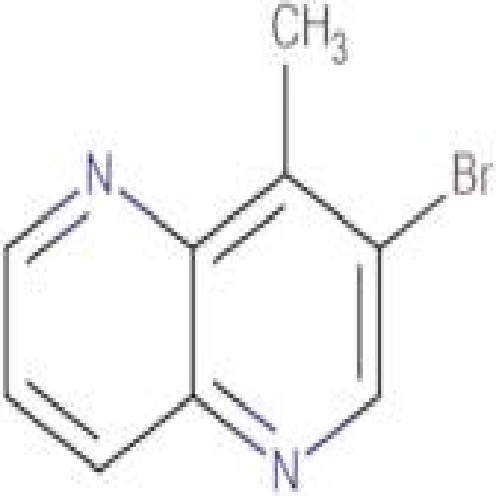 3-bromo-4-methyl-1,5-naphthyridine