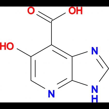 6-hydroxy-3H-imidazo[4,5-b]pyridine-7-carboxylic acid