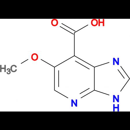 6-methoxy-3H-imidazo[4,5-b]pyridine-7-carboxylic acid