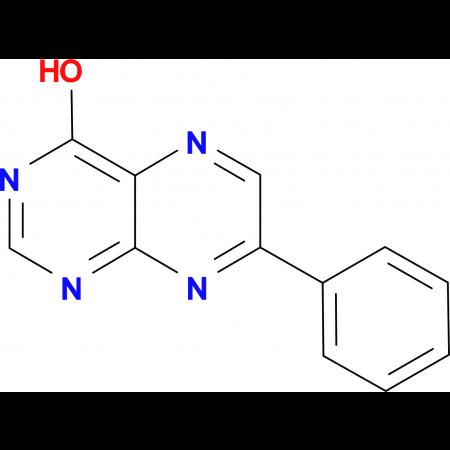 7-Phenyl-pteridin-4-ol